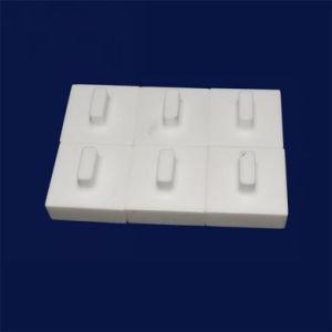 Materiale di strato di ceramica di Embossment dell'allumina refrattaria dello stampaggio ad iniezione Al2O3 Regno Unito