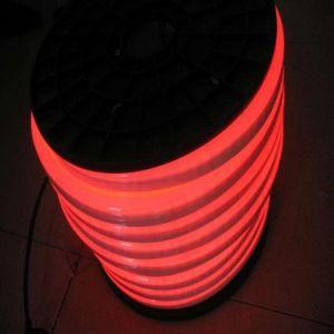 高品質DC24V LEDの屋外の景色の装飾のためのネオン屈曲ライト