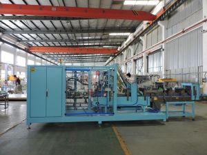 Полностью автоматической коробки упаковочные машины для упаковки Soysauce Wj-Cgb-12