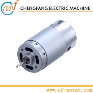 Motor eléctrico 24V RS-595sh-23102rb2 DC Motor para la herramienta de jardinería