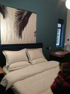 Hotel Wholesales branco Lençol Consolador extras no conjunto da tampa
