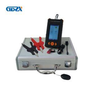 スマートな1.2V 2V 6V 12V電池の状態の検光子の内部抵抗のテスター