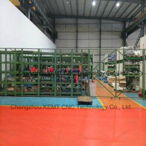 Mt52D-21t Siemens-System fortgeschrittene CNC-High-Efficiency Bohrung und Prägegruppe-Drehbank
