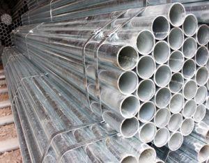 BS1387 gr. B galvanizzato intorno al tubo dell'acciaio dell'acciaio Pipe/ASTM A106 gr. B A53 gr. B