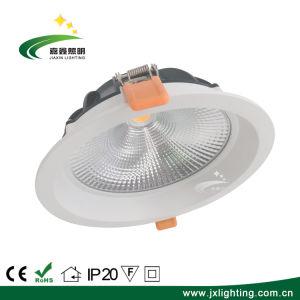 Pollice residenziale 30W LED Downlight delle lampade di alta luminosità 10 con il chip della PANNOCCHIA LED