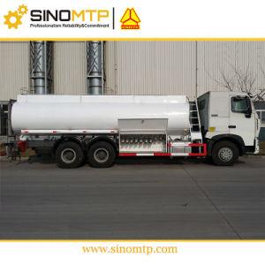 SINOTRUK HOWO 6X4 석유 탱크 트럭 수용량 연료 유조 트럭