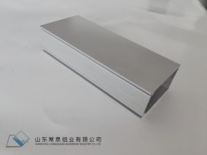 Personalizar el perfil de aluminio de alta calidad para las ventanas y puertas