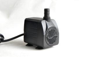 La CC 12V del pesce serra scorre pompe ad acqua sommergibili della fontana senza spazzola del motore 420L/H