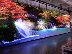 prix d'usine P3 768*768mm de la publicité pour des expositions d'affichage à LED