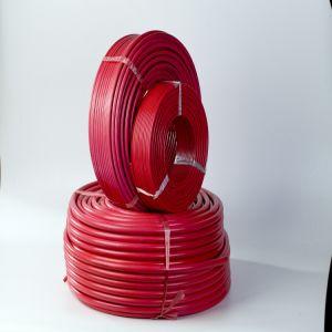 Com isolamento de PVC de alta qualidade do Tubo de fiação elétrica no fio do prédio