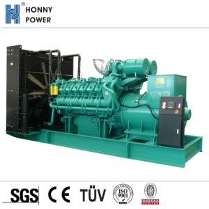 gruppo elettrogeno diesel 10kVA-3000kVA con l'iso ed il Ce superiori