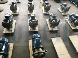 Pompa sanitaria resistente all'uso della camma del commestibile della guarnizione meccanica dell'acciaio inossidabile