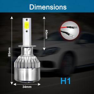 自動ランプが付いているLightech S2 H1 LED車のヘッドライト