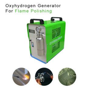 Bord de verre portable Tube de quartz de la Machine de polissage Machine à polir