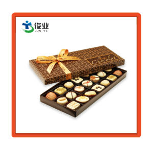 Het Vakje van het Document van het Voedsel van het Suikergoed van de chocolade voor Verpakking