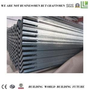 Populäre Breiten-Gallonen-Dach-Fliesen für das Aufbauen in China