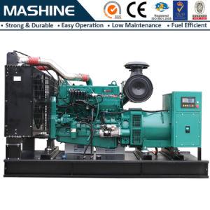 3 Phase 60Hz 440V 200kVA Groupe électrogène Diesel silencieux pour la vente
