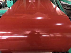Lamiera di acciaio galvanizzata preverniciata (0.18-1.4)