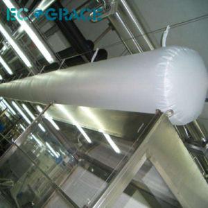 Conducto de aire suave de tejido para el sistema de ventilación de aire HVAC