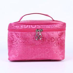 Commerce de gros sacs de voyage d'impression personnalisée pour les femmes maquillage cosmétique