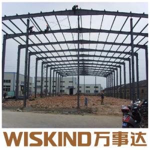 Q235 T345 Strengrh alto edificio de estructura de acero de la luz