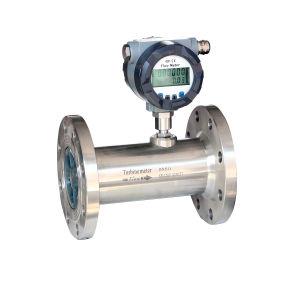 Xangai Feejoy Crude medidores de caudal de combustível diesel de petróleo do Medidor de Fluxo da turbina do fluxômetro