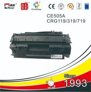 HP CE505A/CF280A Cartucho de tóner compatibles para impresora Laserjet P2035/2050/2055/2033/2034/2036/2056/2057/Lbp6300/6650/MF5870