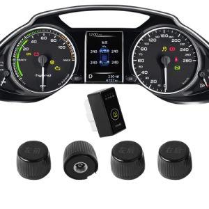 Внешний датчик СКДШ оригинал бортовой системы диагностики системы СКДШ системы контроля давления в шинах на приборной панели Nissan Hyundai