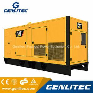 generatore diesel industriale del trattore a cingoli di 350kVA 280kw