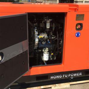 De Reeks van de diesel Generator van de Macht met Motor Perkins met ATS