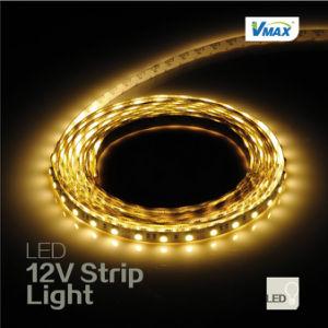 Tiras Flexibles LED (12V-3528-60-IP65 amarillo)
