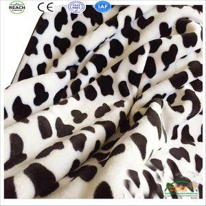 子供の子供の好みの印刷パターンのための皮友好的で暖かい毛布