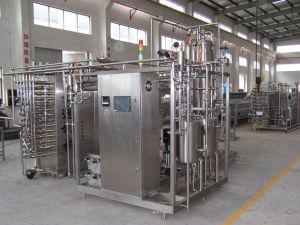 주스 Steriliztion Uht 기계