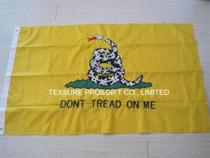 폴리에스테 물자를 가진 자수 국가 옥외 깃발