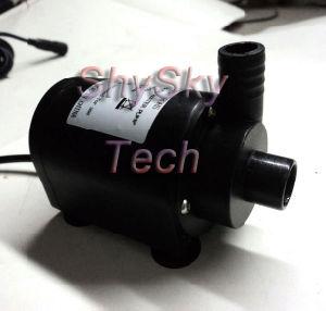 La micro pompa sommergibile resistente di CC 6-24VDC, testa senza spazzola e massima 8m, a basso rumore, Ultra-Si acquieta, impermeabile, risparmio di potere