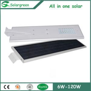Todo en uno de la Energía Solar lámpara de luz LED de iluminación solar