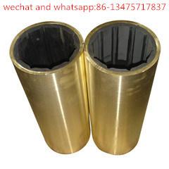 Marine Cutless Água dos apoios elásticos do rolamento Cutlass lubrificados