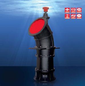 Misture a Bomba de Fluxo Axial Vertical