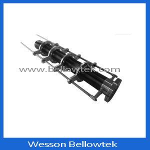 Fole de metal da vedação do compressor