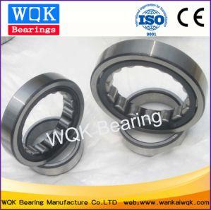 Rodamiento de rodillos cilíndricos de alta calidad de la jaula de acero con Nu212e