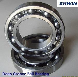 Saída de fábrica OEM de alta qualidade a alta precisão sulco profundo o rolamento de esferas com personalização