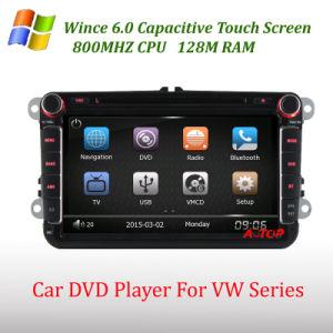 VW Tiguan Magotan Sagitar를 위한 차 DVD Auto Video Player