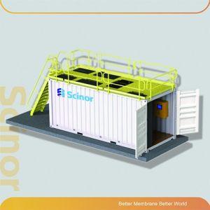 Membrana de ultrafiltragem Integrado EasyIns dessalinização de águas residuais de equipamento