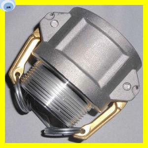 Accoppiamento di tubo flessibile rapido di alluminio dell'acqua dell'accoppiamento di tubo flessibile della serratura della camma