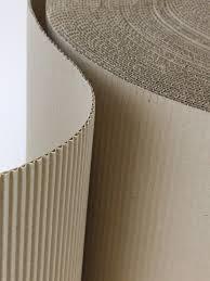 Один из гофрированного картона Facer картонной упаковке машины для картона