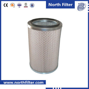 Zylinderförmiger Filter des Filtereinsatz-waschbarer Staub-HEPA