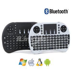 Venda a quente Mini Bluetooth I8 Teclado com touchpad para Caixa de TV Android