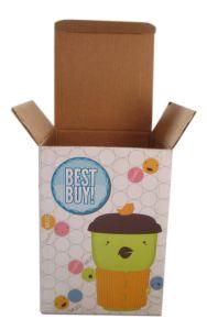 CupのためのパッケージCorrugated Box