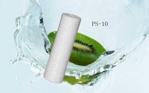 Huis pp-10 van het huishouden de Patronen van de Vervanging van de Filtratie van het Sediment van de Filter van het Water van 5 Microns