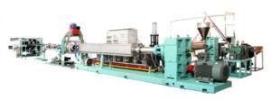 速いFood Plastic Foaming Container ExtrusionおよびVacuum Machine